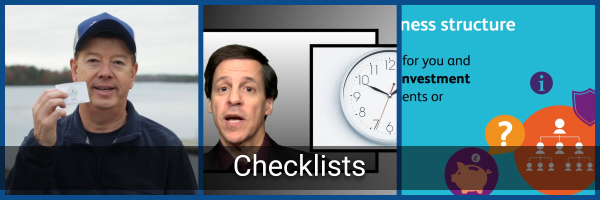 Checklist Videos