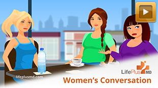 LifePlusMD - 'Women's Conversation' 30-Second Commercial