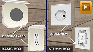 Stumm Electric: Siding Applications