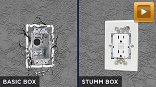 Stumm Electric: Stucco Applications