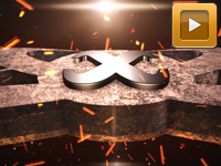 XDude 3D Logo Animation